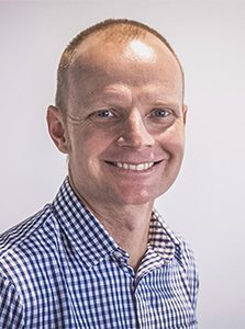 Dr Paul Maxwell – Strategic Science Manager