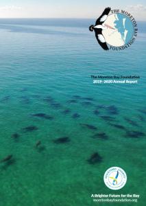 2019-2020 TMBF annual report